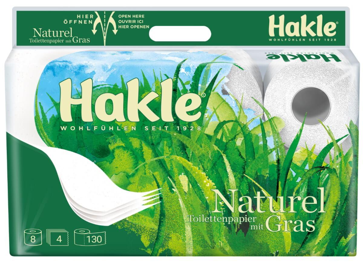 Hakle Naturel Toilettenpapier