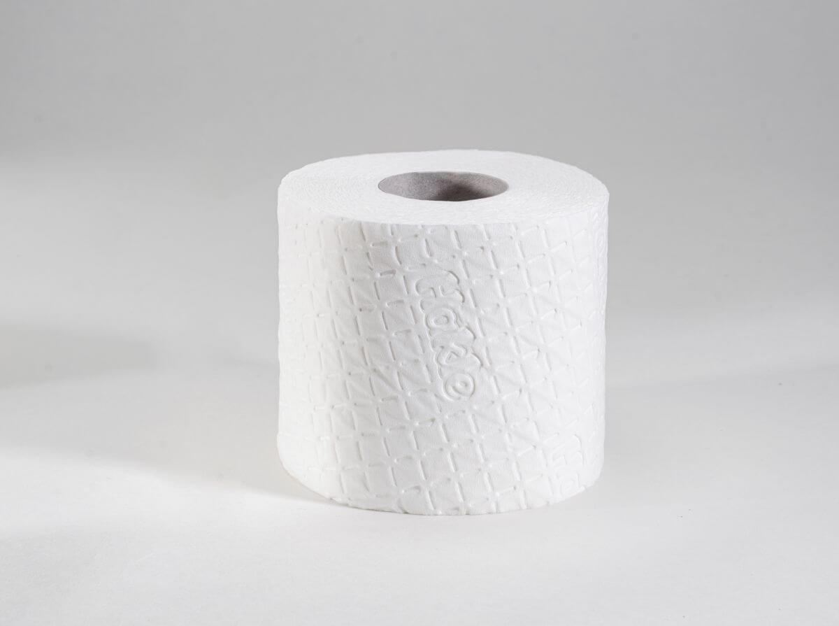 Hakle Toilettenpapier Klassisch Weiss