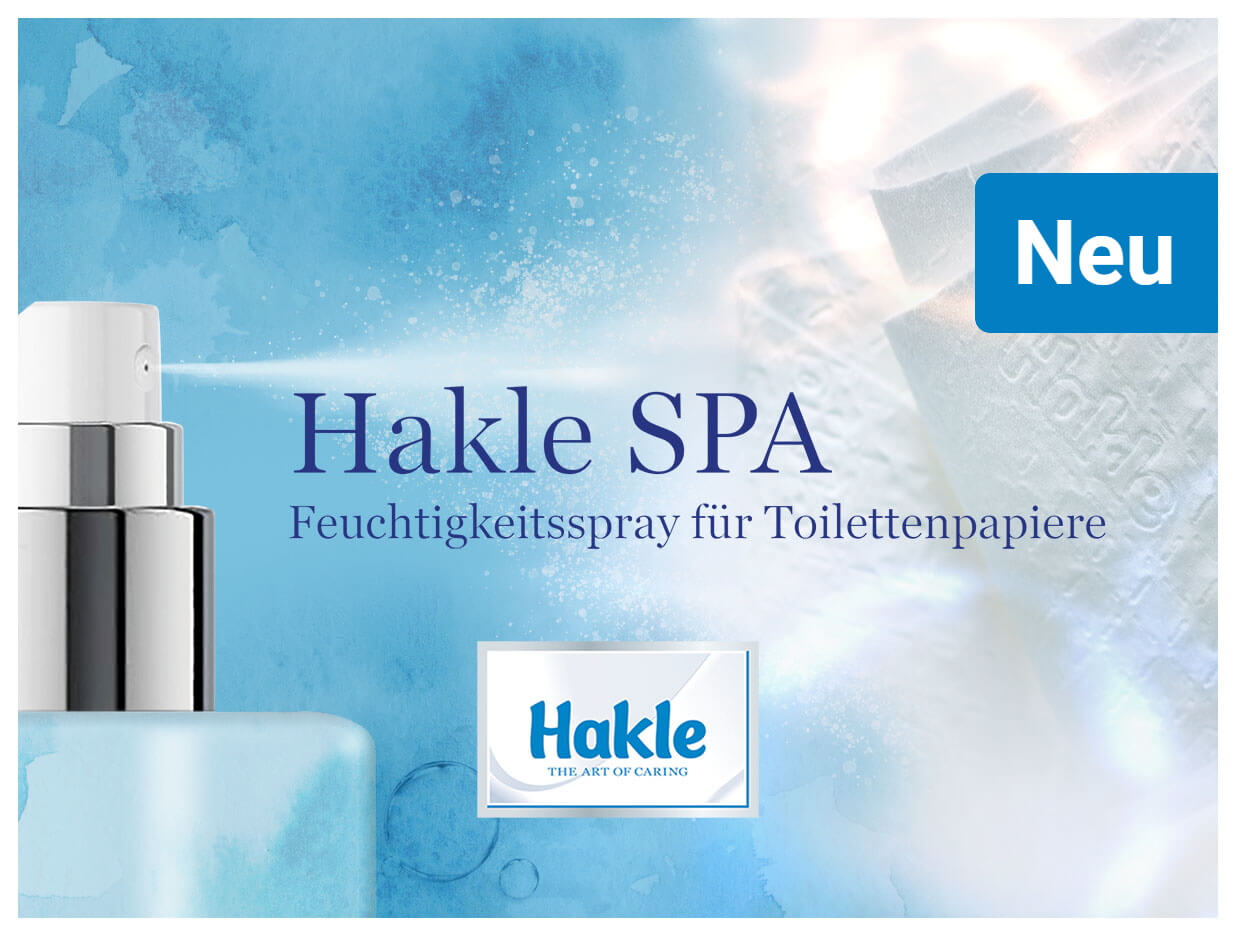 Hakle SPA ultra sensitiv