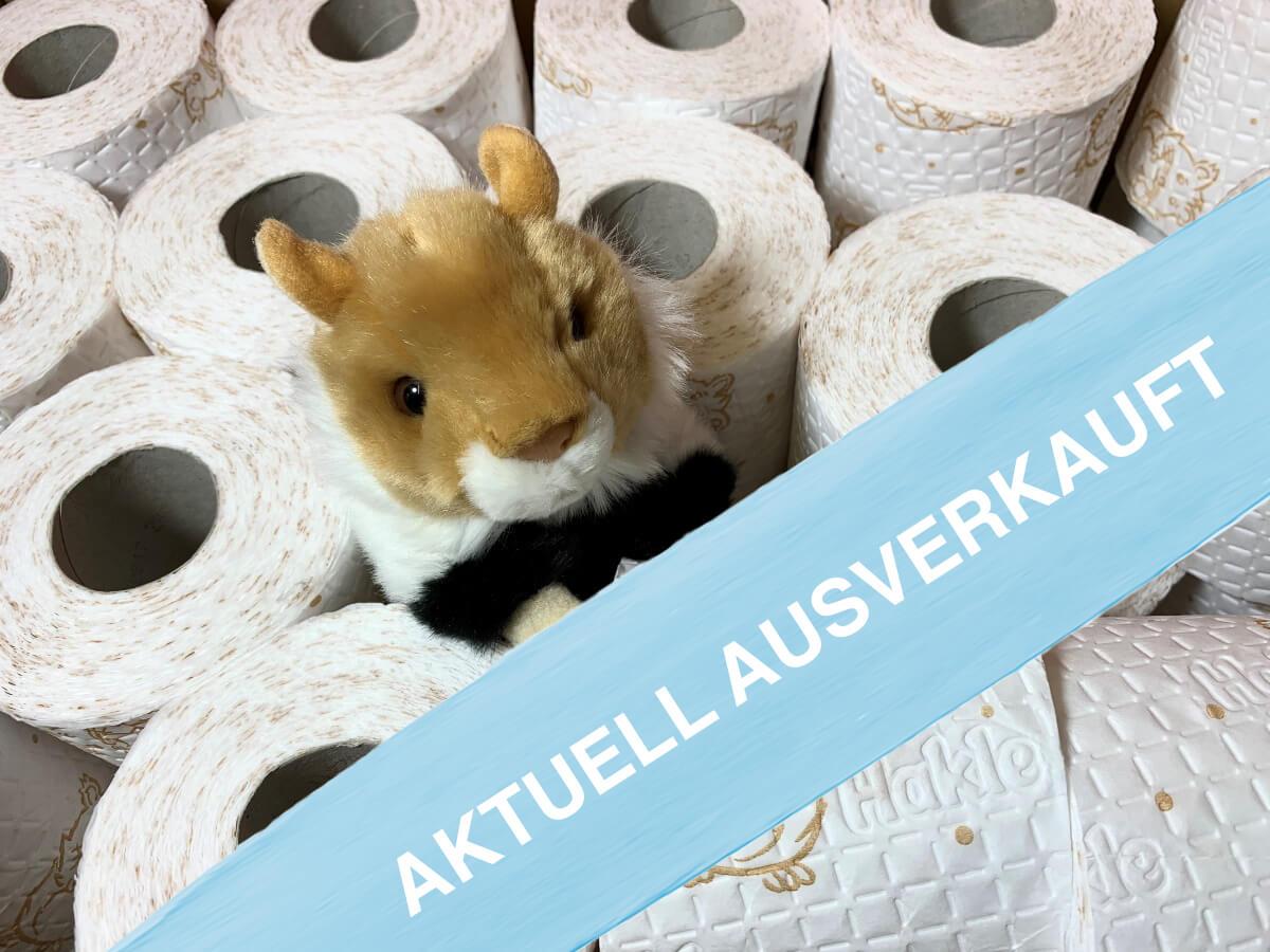 Hakle Toilettenpapier Edition Hamster