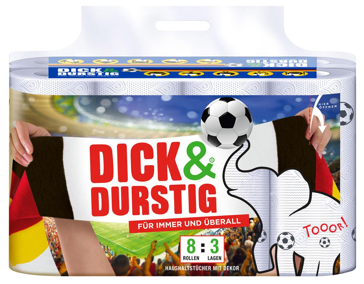 DICK&DURSTIG EM-Edition